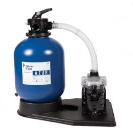 Kit filtration à sable Azur pompe Swimmey 1/3CV mono - 5m3/h