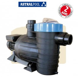 Pompe de filtration astral lfm 2 cv mono 26m3 h mad for Pompe piscine astral pool