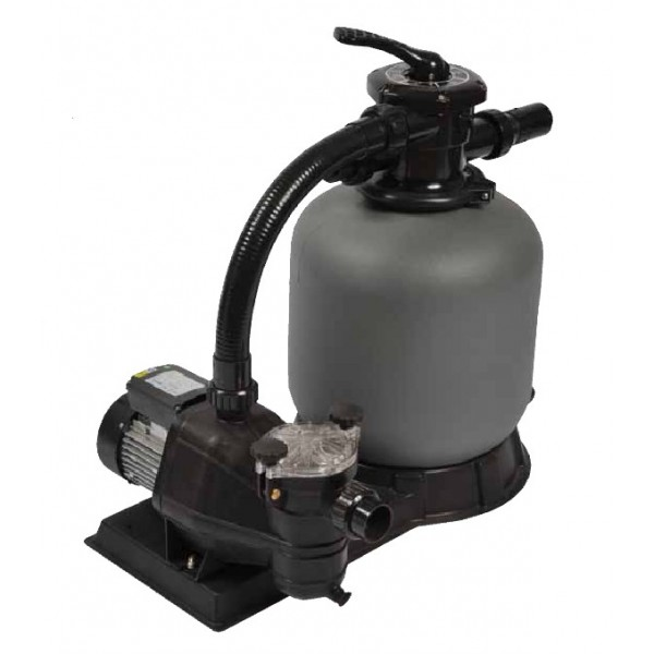 Platine de filtration 15m3 h vipool mad piscine for Pompe piscine 15m3 h