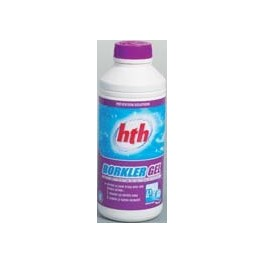 HTH nettoyant ligne d'eau Borkler en gel 1 litre