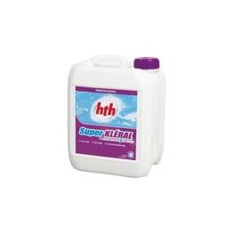 HTH clarifiant eau piscine Super Kléral 3L - Clarifiant triple action