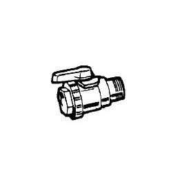 Vanne de réglage C0250 / C0500 / C1100 / C1800 / C2400 Hayward