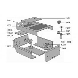 Carte électronique electrolyseur EcoSalt BMSC 13 et MES 13