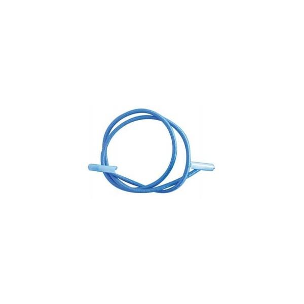Sandow bleu 2 embouts basculants en 1 20 m accessoires for Sandow pour enrouleur bache piscine
