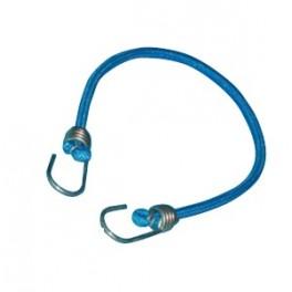 Sandow Bleu 60 cm embouts métal