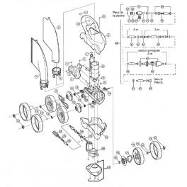 r ducteur de d bit pour polaris 480 pro polaris pi ce pour robots lectriques. Black Bedroom Furniture Sets. Home Design Ideas