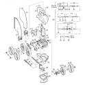Kit pignon de roue