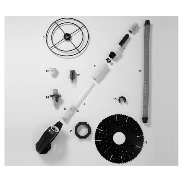 disque pour g2 zodiac pi ce pour nettoyeurs brancher. Black Bedroom Furniture Sets. Home Design Ideas