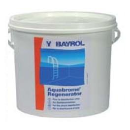 Aquabrome Régénerator Choc 5 kg granulés