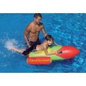 Jeux gonflable piscine - DiveRocket
