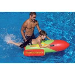 Jeux gonflable piscine - DiveRocket