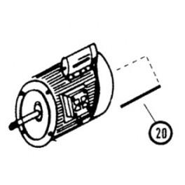 Tige de fixation  pour Pompe PowerFlo Powerline Hayward