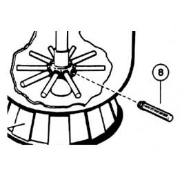Bouchon de vidange joint s0246 pour filtre sable top for Bouchon de vidange filtre a sable piscine