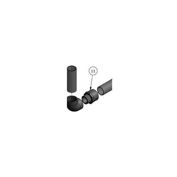 adaptateur filet 50 63 11 2 ng520 ng640 pour. Black Bedroom Furniture Sets. Home Design Ideas