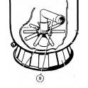 Coude inférieur pour S0244S Filtre à sable Hayward SIDE S. S.SE