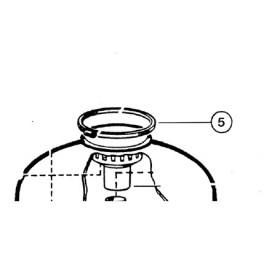 Collier de serrage S0310SE - S0360SE  pour Filtre à sable SIDE S. S.SE Hayward