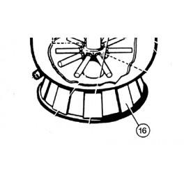 Socle S0210S/S0244S  pour Filtre à sable SIDE S. S.SE Hayward
