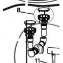 Diffuseur Complet (Unité)  pour Filtres à sable Propure S36 Propure