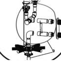 Ensemble Coudé raccordement diffuseur  pour Filtres à sable Propure S36 Propure