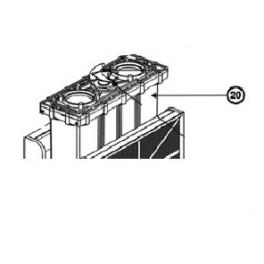 Ensemble moteur Qc 4h dc  pour AQUAVAC Standard / Qc / Drive Hayward