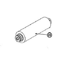 Rouleau + mousse  pour AQUAVAC Standard / Qc / Drive Hayward