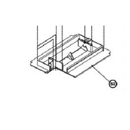 couvercle inf rieur seul pour aquavac standard qc drive hayward pi ce pour robots lectriques. Black Bedroom Furniture Sets. Home Design Ideas