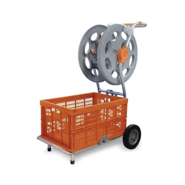 Chariot de rangement accessoires piscine et enrouleur for Accessoires enrouleur piscine