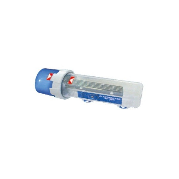 Electrolyseur de sel salt pool 10 bassin jusqu 39 40m3 for Piscine electrolyse