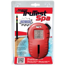 Testeur TRUTEST SPA DIGITAL + 25 LANGUETTES