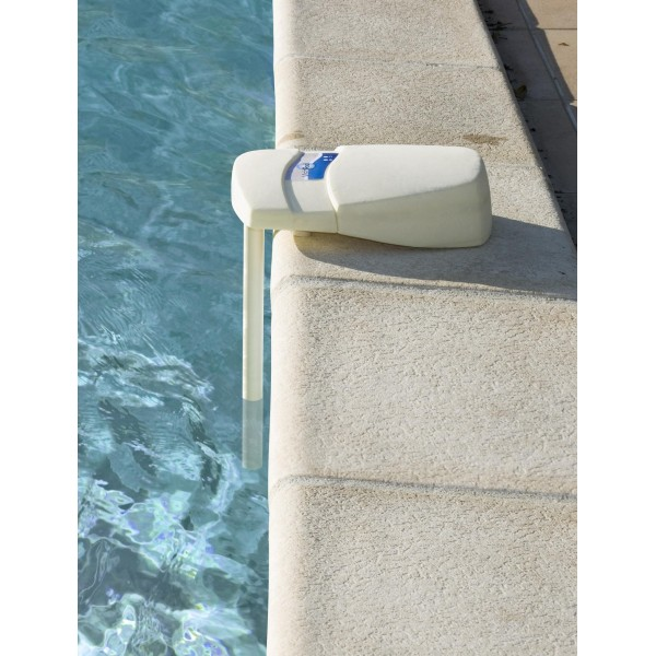 Alarme piscine visiopool par immersion for Obi skimmer