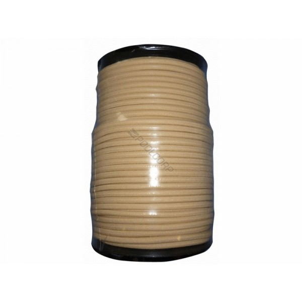 Sandow caoutchouc beige 8mm piscine for Bache caoutchouc