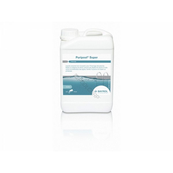 Produit D Hivernal Puripool Super Bayrol Triple Action