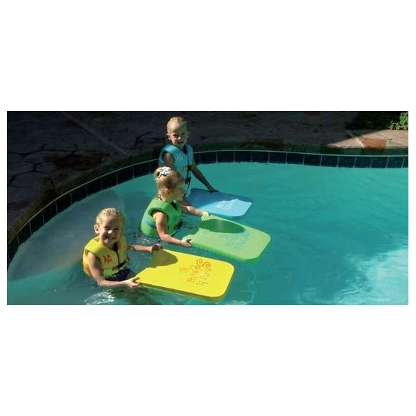 Pack de 6 planches enfant piscine frites planches et for Planche piscine