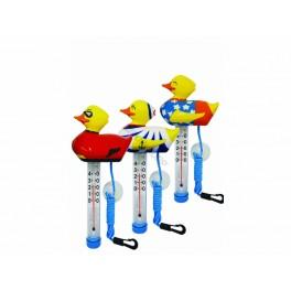 Thermomètre canard couleur