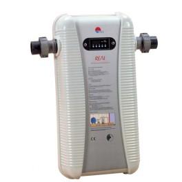 Réchauffeur en U 40TIT9 - 9kW Titane triphasé - piscine de 60m3 maxi
