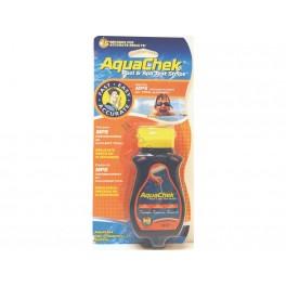 50 bandelettes test aquacheck pour l'oxygène actif