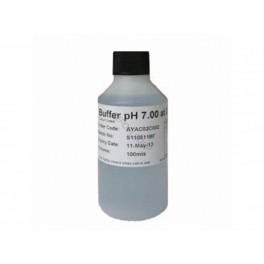 Solution d'étalonnage pH7 pour calibrer testeur de pH
