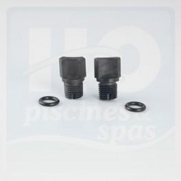 Bouchon de vidange pour Pompe Ultra-Flow Pentair vendu par lot de 2